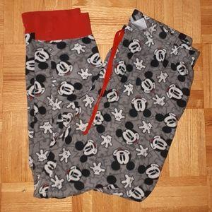 Mickey Mouse pajamas pants
